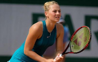 Костюк одержала победу на старте турнира ITF в США