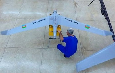 Азербайджан начал производство дронов-камикадзе