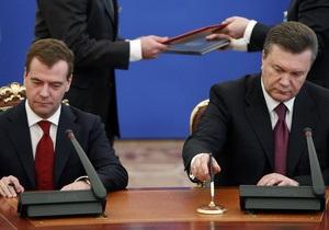Янукович: Я подписал Харьковские соглашения, чтобы спасти страну