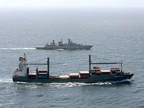Судно Hansa Stavanger с украинцами на борту прибыло в Кению