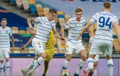 Гол Попова принес Динамо победу над Александрией