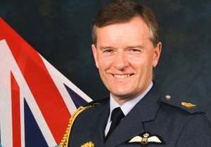 Командующий ВВС Британии скончался во время участия в состязаниях по триатлону