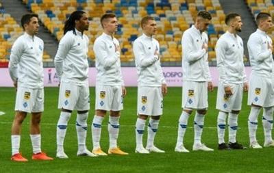 Відома заявка Динамо на матч з Ференцварошем