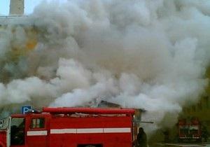 В Полтавской области в больнице из-за пары, занимавшейся сексом, произошел пожар