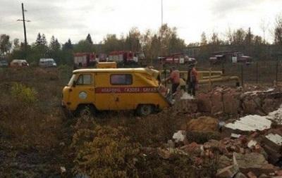 На Харьковщине взорвалась газовая подстанция
