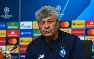 Луческу: Не змогли виграти матч, в якому домінували, через помилки в обороні й атаці