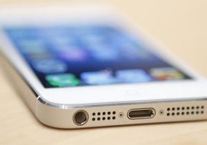 iPhone 5: компания уменьшает заказ на экраны из-за низкого спроса - Apple
