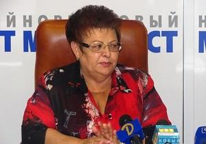 Тетя Тимошенко: В Днепропетровской области регионалы работали как коробейники