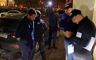В Киеве налоговик задержан на взятке в $100 тысяч