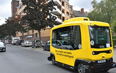 У Берліні будуть курсувати безоплатні рейсові електробуси