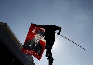 Протесты в Турции: 13 человек арестованы за посты в соцсетях