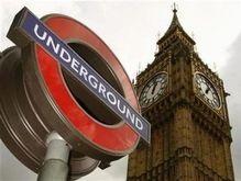 Лондонское метро остановилось после обнаружения бомбы времен войны