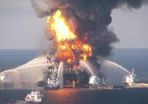 Белый дом мешал оповещению о катастрофе в Мексиканском заливе