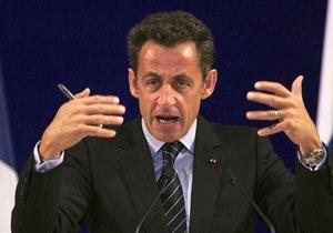 СМИ: Реакцией Саркози  на провал партии на выборах станет отставка пяти министров