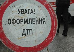 Возле Львова произошло ДТП с участием прокурора