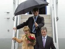 На следующей неделе Ющенко отправится в турне по Европе