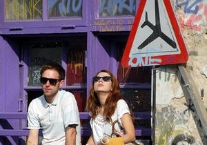 Фотогалерея: С любовью, Киев. Открытие урбан-фестиваля I Love Kiev-2012