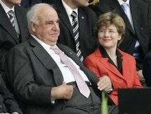 78-летний Гельмут Коль женился во второй раз