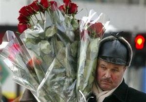 Украинцы по случаю 8 марта будут отдыхать четыре дня