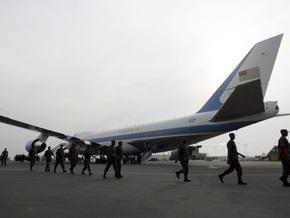 В столице Руанды самолет врезался в VIP-зал аэропорта