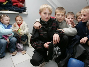 Как физически закалить дошкольника в Киеве