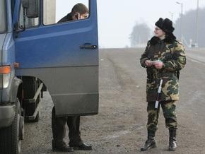 Волынские таможенники задержали три грузовика с контрабандным мясом