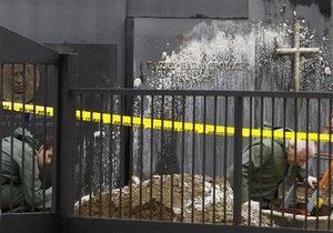 Неизвестные похитили из могилы тело экс-президента Кипра