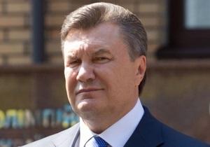 Янукович: Евро-2012 откроет Украину миру
