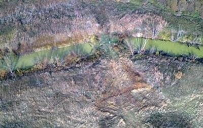 На Черниговщине уничтожен исток Остера