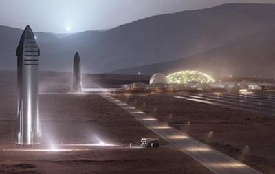 Як житимуть на Марсі перші колоністи?