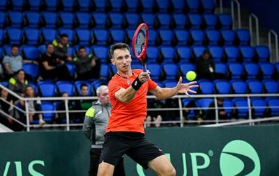 Рейтинг ATP: Стаховский потерял пять позиций, Марченко поднялся на четыре строчки