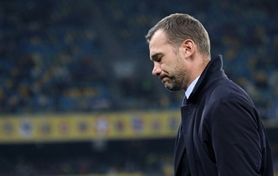Шевченко остался самым молодым тренер на Евро-2020