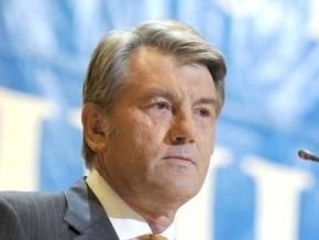 Сегодня Ющенко посетит Черновцы