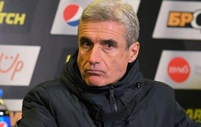 Каштру: 0:6 в первом матче с Боруссией на завтрашнюю игру не повлияет