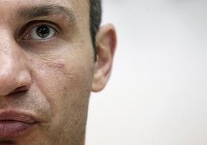 Кличко - Рыбак - Рада - Кличко готов подать проект постановления об отставке Рыбака