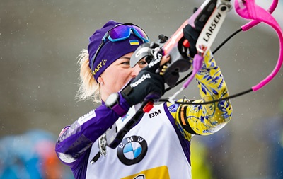 Валентина Семеренко пропустит первую гонку сезона