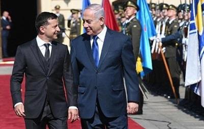 Нетанияху рассказал, что даст ЗСТ с Украиной