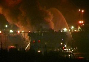 СМИ: Россия находилась на пороге масштабной катастрофы во время пожара на подлодке Екатеринбург
