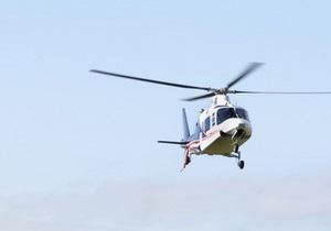 В Черное море близ Стамбула упал вертолет турецкой полиции: четверо погибших