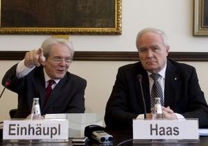Врач, обследовавший Тимошенко, удостоен ордена За заслуги перед Германией
