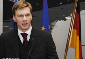 Германия выясняет с украинскими властями инцидент с задержанием Ланге