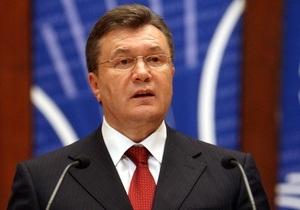 Члены украинской делегации в ПАСЕ объяснили, почему покинули зал во время выступления Януковича
