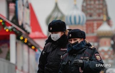 Россия обновила максимум по числу случаев COVID-19