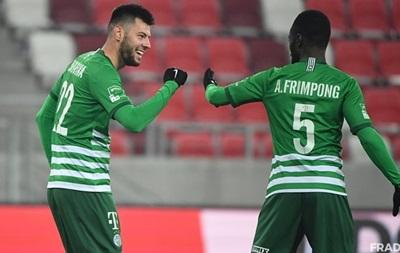 Ференцварош добыл победу в чемпионате Венгрии перед битвой с Динамо