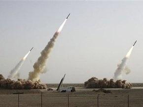 Иран испытал новые ракеты