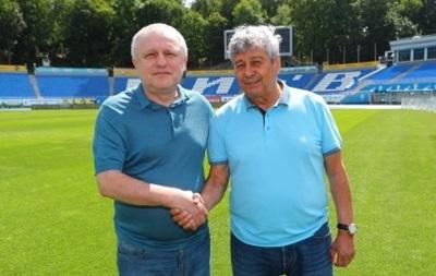 Луческу і Суркіс обговорили трансферну політику Динамо