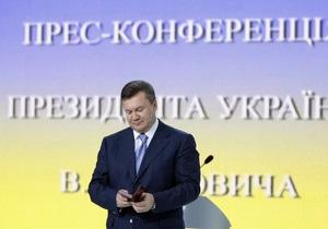 Разговор со страной: украинцы прислали Януковичу почти 10 тысяч вопросов