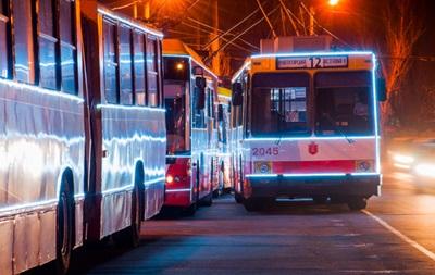 Парад троллейбусов в Одессе пройдет без пассажиров
