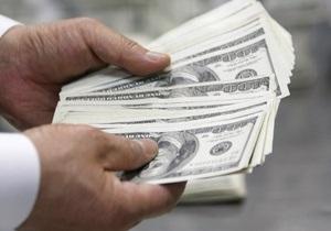 За месяц Нацбанк купил около $900 млн