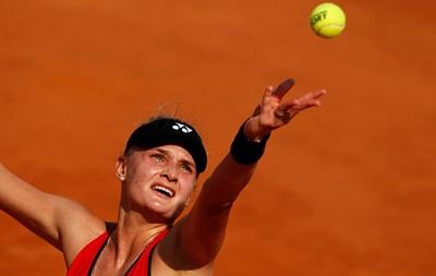 Ястремська потрапила в попередню заявку Australian Open